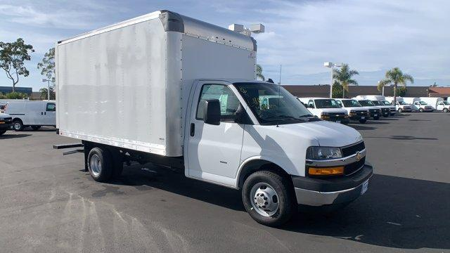 2021 Chevrolet Express 3500 4x2, Supreme Dry Freight #T21278 - photo 1