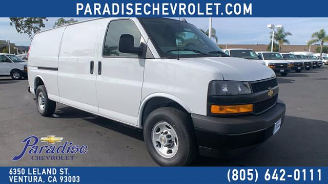 2021 Chevrolet Express 2500 4x2, Adrian Steel Upfitted Cargo Van #T21352 - photo 1