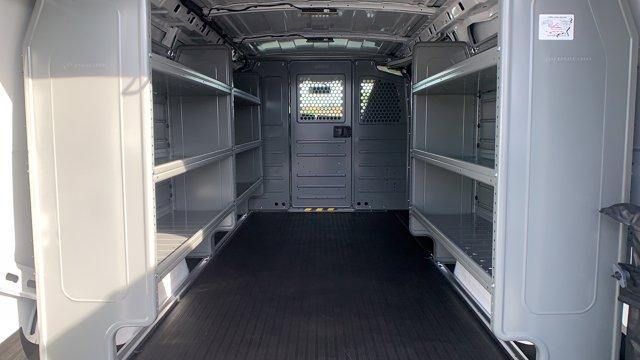 2021 Chevrolet Express 3500 4x2, Adrian Steel Upfitted Cargo Van #T21389 - photo 1