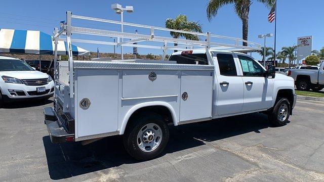 2019 Chevrolet Silverado 2500 Double Cab 4x2, Service Body #T21431A - photo 1