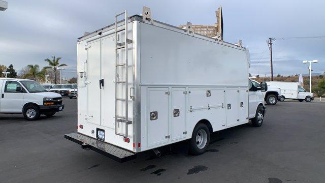 2021 Chevrolet Express 3500 4x2, Supreme Service Utility Van #T21432 - photo 1