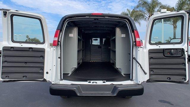 2021 Chevrolet Express 3500 4x2, Adrian Steel Upfitted Cargo Van #T21540 - photo 1