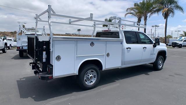 2021 Chevrolet Silverado 2500 Crew Cab 4x4, Royal Truck Body Contractor Body #T21626 - photo 1