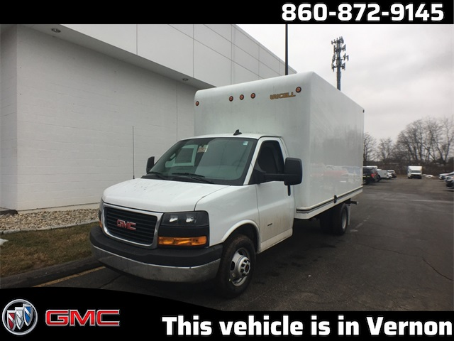 2019 Savana 3500 4x2,  Unicell Cutaway Van #K9287 - photo 1