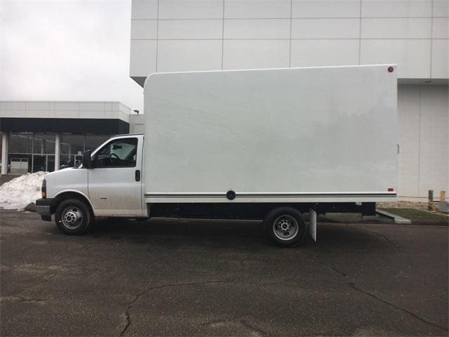 2019 Savana 3500 4x2,  Unicell Classicube Cutaway Van #K9287 - photo 8