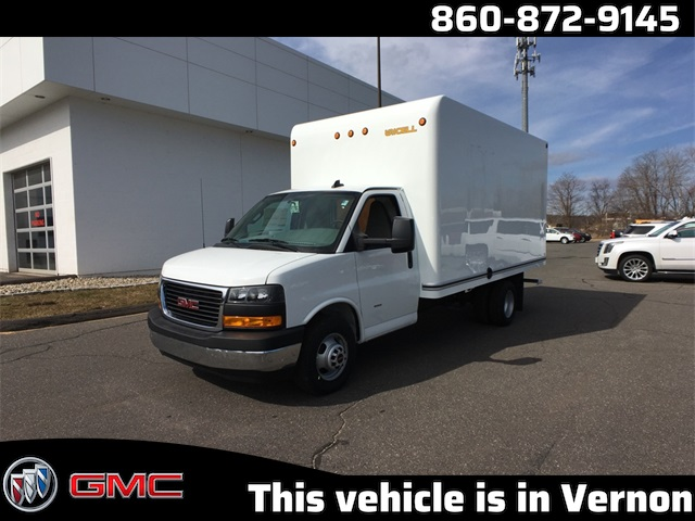 2019 Savana 3500 4x2,  Unicell Cutaway Van #K9316 - photo 1