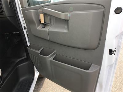 2019 Savana 3500 4x2,  Unicell Classicube Cutaway Van #K9316 - photo 11