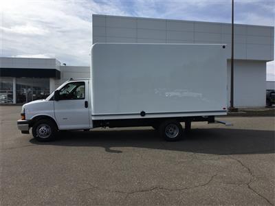 2019 Savana 3500 4x2,  Unicell Classicube Cutaway Van #K9316 - photo 2