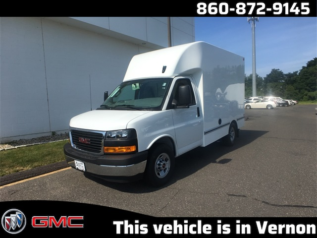 2019 Savana 3500 4x2,  Unicell Cutaway Van #K9483 - photo 1