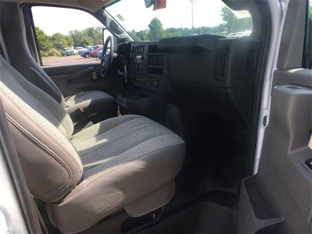 2019 Savana 3500 4x2,  Unicell Aerocell CW Cutaway Van #K9483 - photo 10