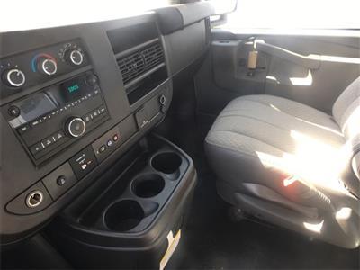 2019 Savana 3500 4x2,  Unicell Aerocell CW Cutaway Van #K9483 - photo 25