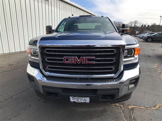 2019 GMC Sierra 2500 Extended Cab 4x4, Duramag Service Body #K9552 - photo 1