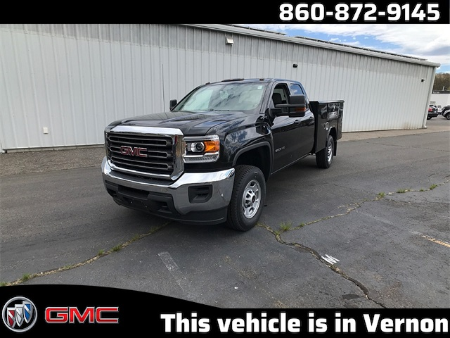 2019 GMC Sierra 2500 Double Cab 4x4, Reading Service Body #K9588 - photo 1