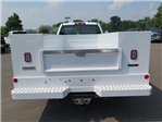 2019 Sierra 3500 Regular Cab DRW 4x4,  Reading Classic II Steel Service Body #K9912 - photo 4