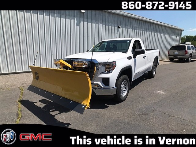 2020 GMC Sierra 1500 Regular Cab 4x4, Fisher Pickup #L9870 - photo 1