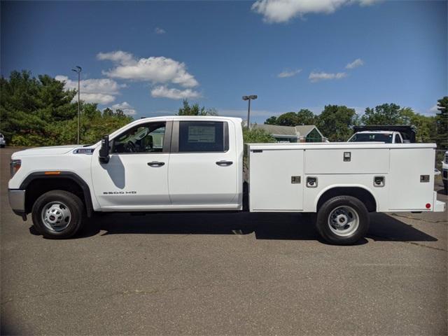 2020 GMC Sierra 3500 Crew Cab 4x4, Reading Service Body #L9953 - photo 1