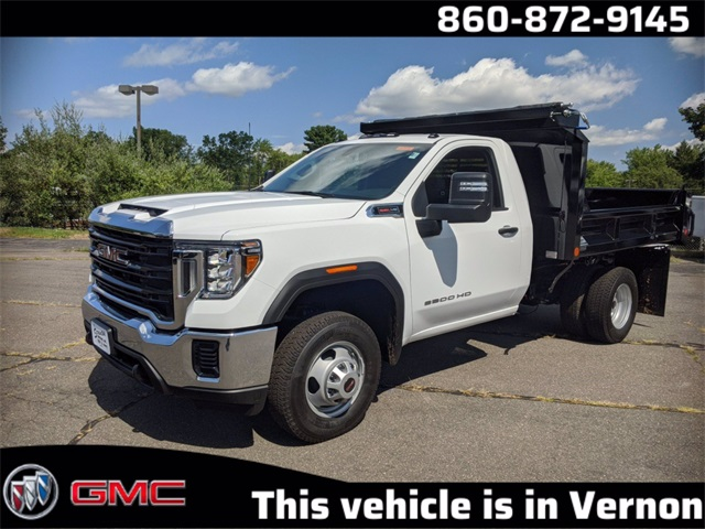 2020 GMC Sierra 3500 Regular Cab 4x4, Dump Body #L9954 - photo 1