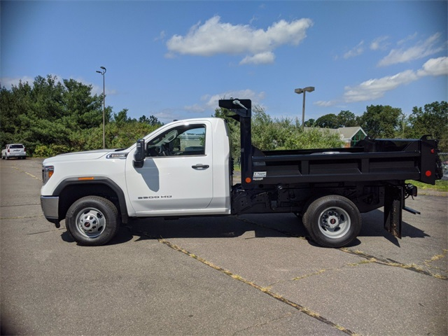 2020 GMC Sierra 3500 Regular Cab 4x4, Dump Body #L9954 - photo 2