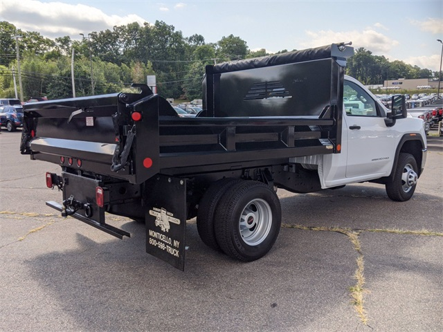 2020 GMC Sierra 3500 Regular Cab 4x4, Dump Body #L9954 - photo 5