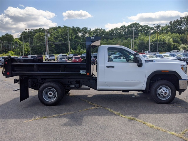 2020 GMC Sierra 3500 Regular Cab 4x4, Dump Body #L9954 - photo 6