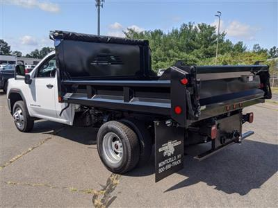 2020 GMC Sierra 3500 Regular Cab 4x4, Dump Body #L9954 - photo 3