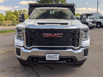 2020 GMC Sierra 3500 Regular Cab 4x4, Dump Body #L9954 - photo 8