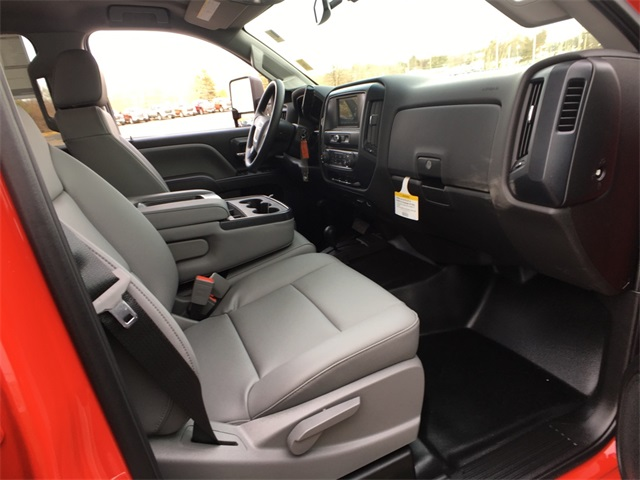 2019 Sierra 2500 Extended Cab 4x4,  Reading Service Body #SK9222 - photo 14