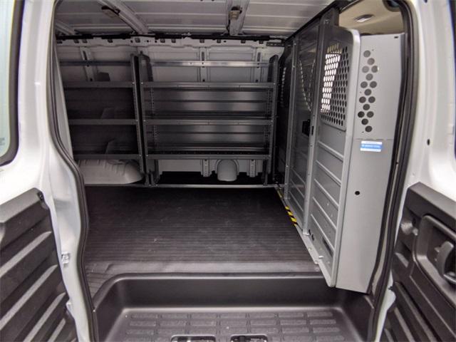 2020 GMC Savana 2500 4x2, Adrian Steel Upfitted Cargo Van #SL9013 - photo 18