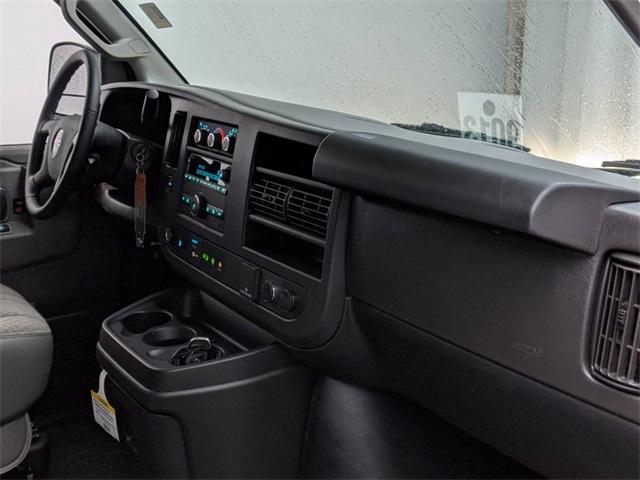 2020 GMC Savana 2500 4x2, Adrian Steel Upfitted Cargo Van #SL9013 - photo 20