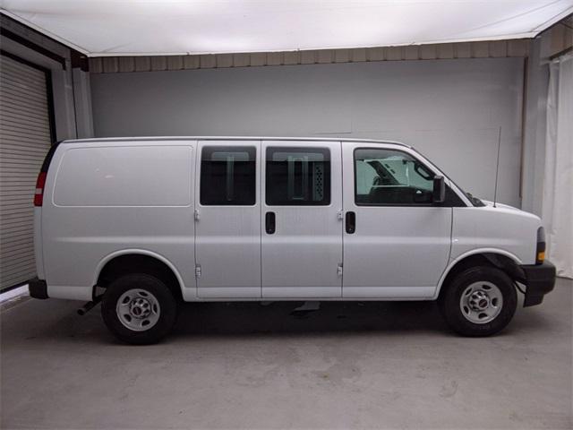 2020 GMC Savana 2500 4x2, Adrian Steel Upfitted Cargo Van #SL9013 - photo 5