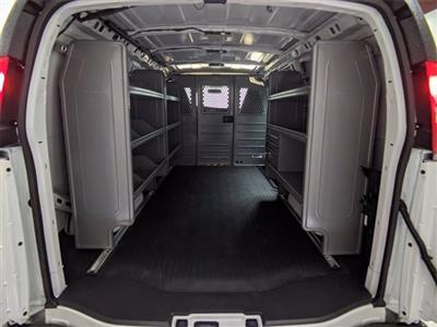 2020 GMC Savana 2500 4x2, Adrian Steel Upfitted Cargo Van #SL9013 - photo 17