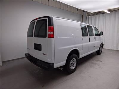 2020 GMC Savana 2500 4x2, Adrian Steel Upfitted Cargo Van #SL9013 - photo 4