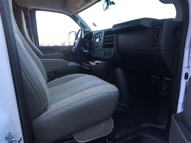 2018 Savana 3500 4x2,  Dejana DuraCube Max Service Utility Van #W9115 - photo 10