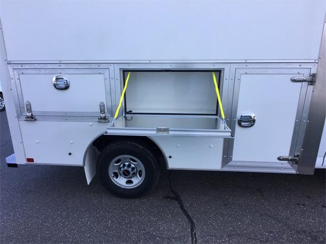 2018 Savana 3500 4x2,  Dejana DuraCube Max Service Utility Van #W9115 - photo 13