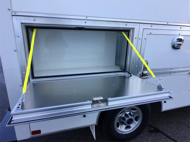 2018 Savana 3500 4x2,  Dejana DuraCube Max Service Utility Van #W9115 - photo 14