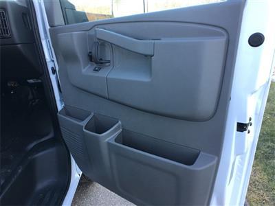 2018 Savana 3500 4x2,  Dejana DuraCube Max Service Utility Van #W9115 - photo 11