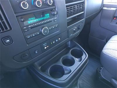 2018 Savana 3500 4x2,  Dejana DuraCube Max Service Utility Van #W9115 - photo 27