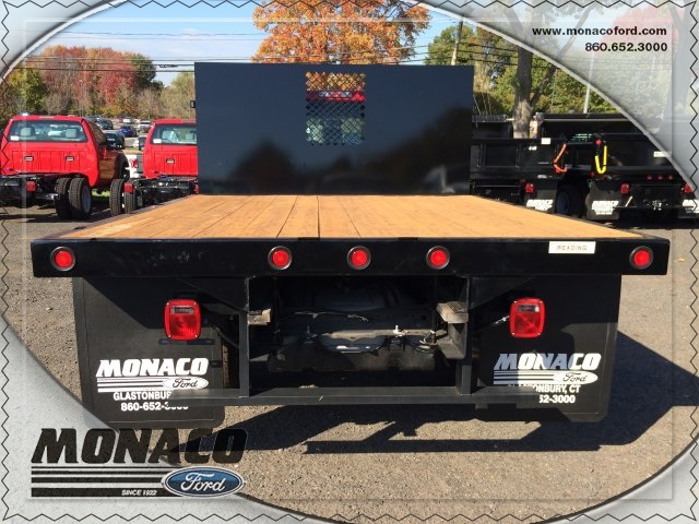 2015 F-350 Super Cab DRW 4x4, Reading Platform Body #153866 - photo 7