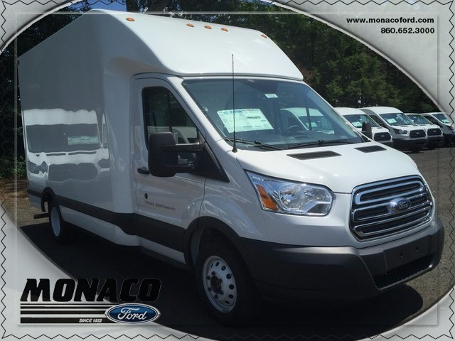 2016 Transit 350 HD Low Roof DRW, Cutaway Van #160234 - photo 4