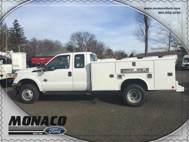 2016 F-350 Super Cab DRW 4x4, Service Body #164479 - photo 11