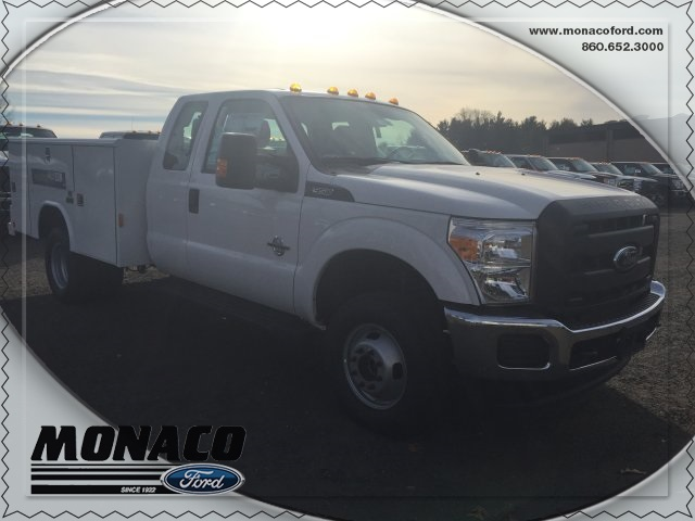 2016 F-350 Super Cab DRW 4x4, Service Body #164479 - photo 4