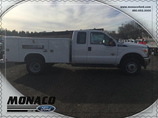 2016 F-350 Super Cab DRW 4x4, Service Body #164479 - photo 5