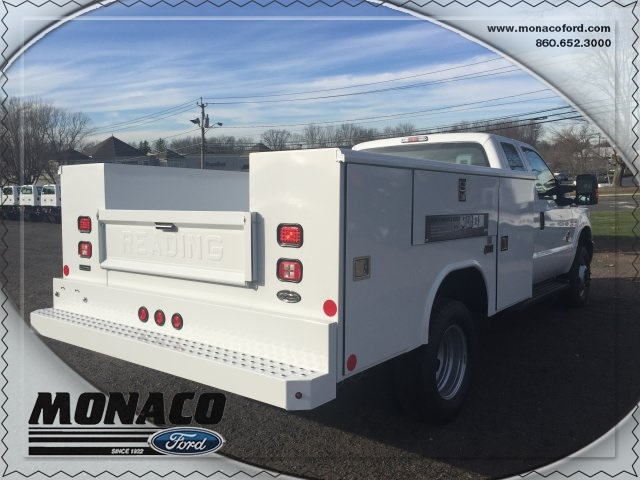 2016 F-350 Super Cab DRW 4x4, Service Body #164479 - photo 8