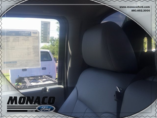 2016 F-350 Regular Cab DRW 4x4, Dump Body #164967 - photo 9