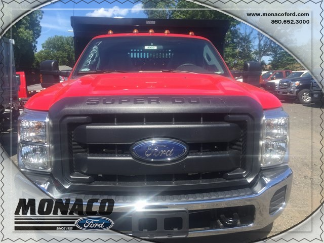 2016 F-350 Regular Cab DRW 4x4, Dump Body #164969 - photo 3
