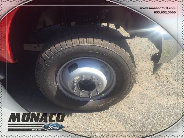 2016 F-350 Regular Cab DRW 4x4, Dump Body #164969 - photo 5