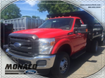 2016 F-350 Regular Cab DRW 4x4, Dump Body #164969 - photo 1