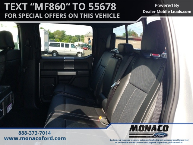 2018 F-150 SuperCrew Cab 4x4,  Pickup #182027 - photo 12