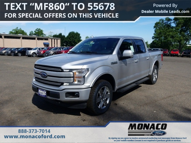 2018 F-150 SuperCrew Cab 4x4,  Pickup #182027 - photo 1