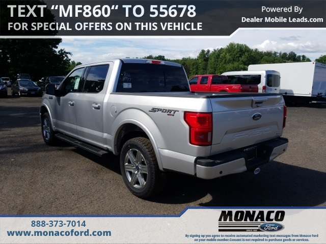 2018 F-150 SuperCrew Cab 4x4,  Pickup #182027 - photo 2